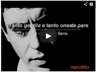 Carmelo Bene, Lectura Dantis Torre degli Asinelli, il 31 luglio del 1981