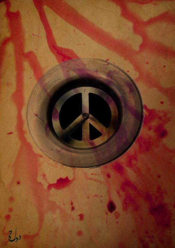 tammam-azzam-peace-lavandino-photo from web