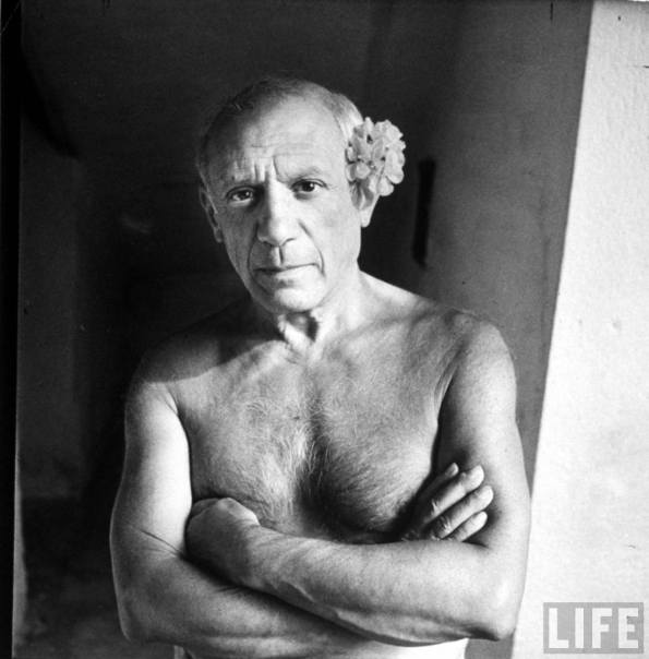 004_ ***  pablo_picasso_theredlist photo from web