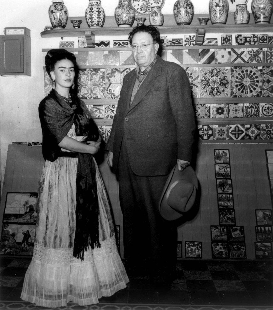 Matrimonio Tema Frida Kahlo : Biografia di frida kahlo miglieruolo