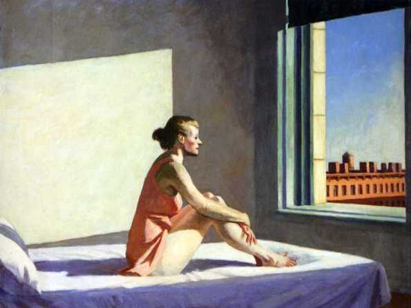 Hopper-morning_sun photo from web