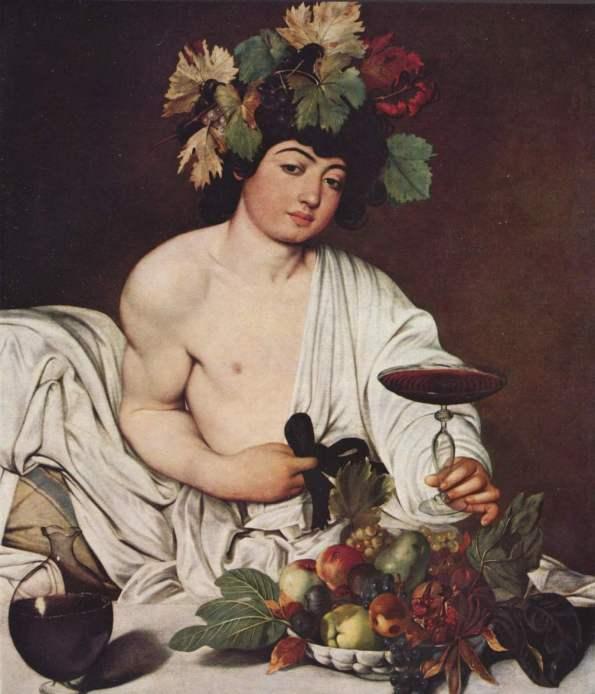bacco_Caravaggio photo from web