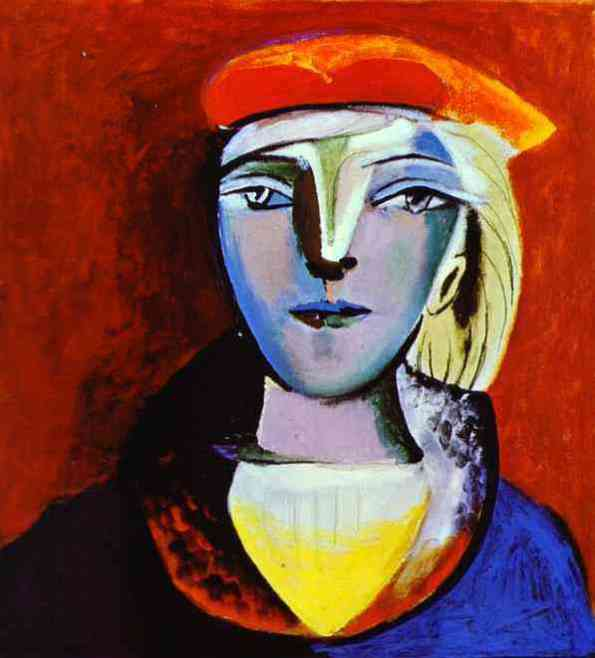 picasso Marie-Thérèse Walter