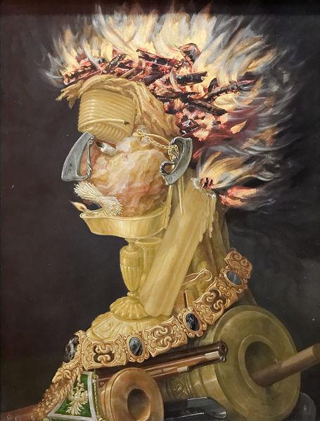 c455px-Giuseppe_Arcimboldo_Fire_Kunsthistorisches_Museum