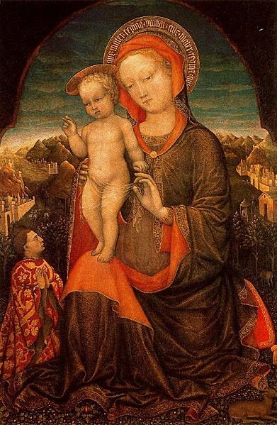 Vergine-dell-umilta