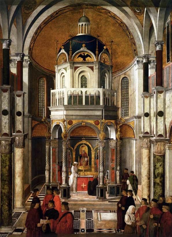 Guarigione di Pietro de' Ludovici (1501)