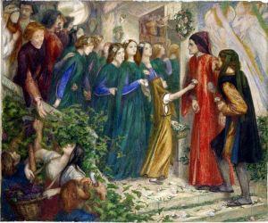 11Dante_Gabriel_Rossetti_-_Beatrice_Meeting_Dante_at_a_Marriage