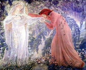 Donna angelicata