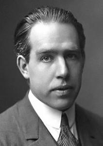Niels Bohr giovane