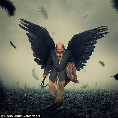 Realtà o mero simbolismo? Siamo tutti angeli segreti o un po' malmessi o si tratta di un possibilità che può essere colta?