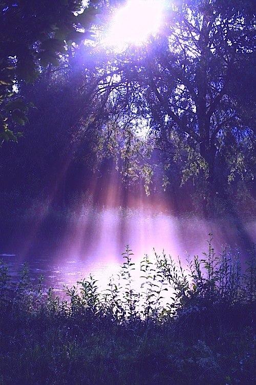 luce acqua