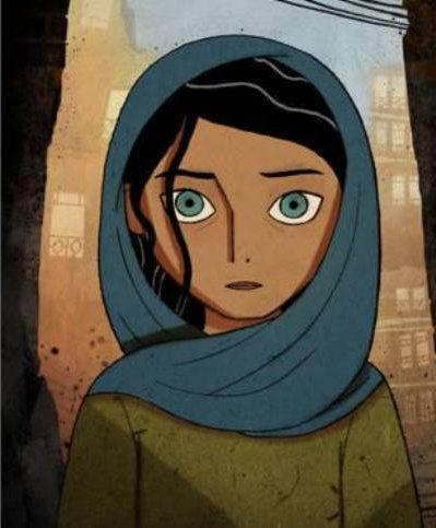 ragazza afghana