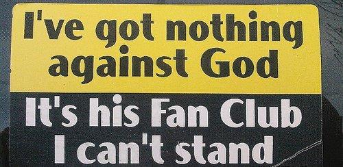 god fan club