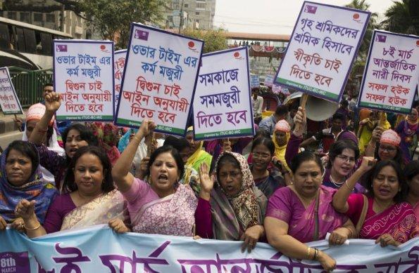 bangladesh 8 marzo 2017