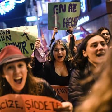 istanbul 8 marzo 2017