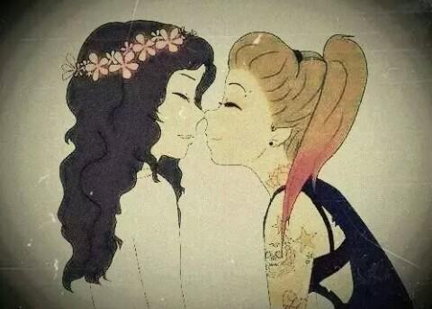 lesbian love di zuleiny duque